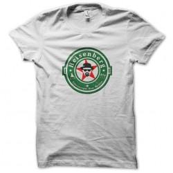 heisenberg shirt white sublimation