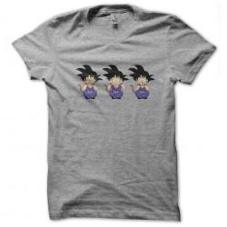 tee shirt évolution goku...