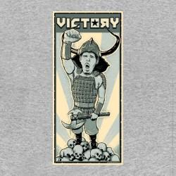 johnny drama victory viking shirt quest gray sublimation
