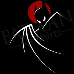 Batman black sublimation shirt