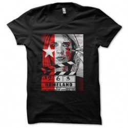 homeland shirt black...