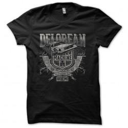 tee shirt delorean machine...