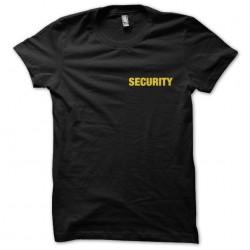Tee shirt police Security...