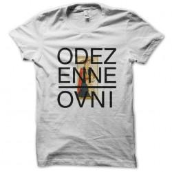 shirt Odez enne UFO white sublimation