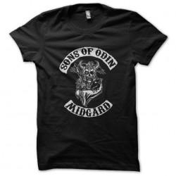 shirt Sons of odin midgard...