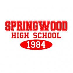 tee shirt Springwood high...