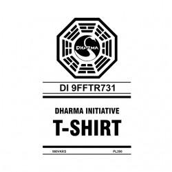 shirt Dharma initiative...