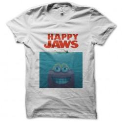 tee shirt happy jaws...