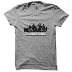 tee shirt Baggins'nine gris...