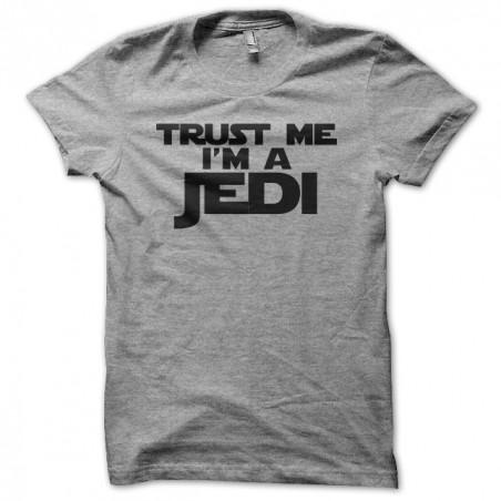 Trust Me I'm a Jedi t-shirt sublimation