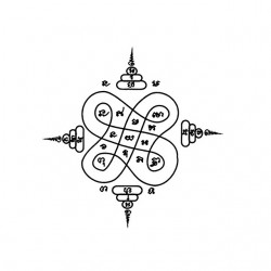 tee shirt magic talisman  sublimation