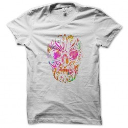 skull art white sublimation...