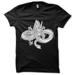 T-shirt black Dragon black...