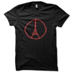 shirt paris peace eiffel...
