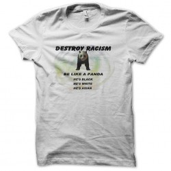 tee shirt panda contre le...
