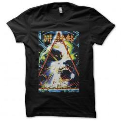 shirt def lepard triangle...