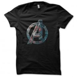 shirt avengers ultron black...