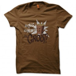 Brown Sublimation Groot...
