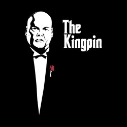 shirt daredevil the kingpin black sublimation