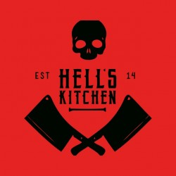 hell's kitchen daredevil red sublimation