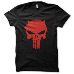 tee shirt punisher evil...