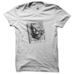 tee shirt marylin monroe...