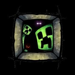 tee shirt minecraft horror tv  sublimation