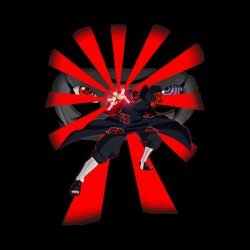 akatsuki shirt look black naruto sublimation