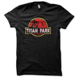 tee shirt Titan Park...