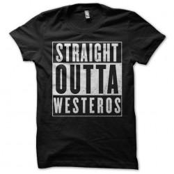 tee shirt Game of thrones -...