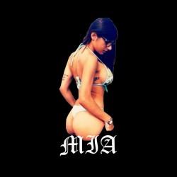 Mia Khalifa shirt sexy black sublimation