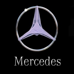 T-shirt black Mercedes...
