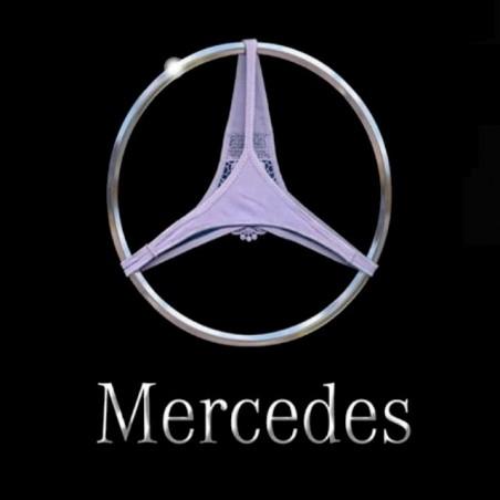 T-shirt black Mercedes String sublimation