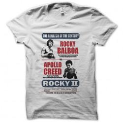 rocky balboa shirt against...