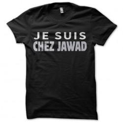 Jawad black sublimation shirt