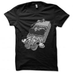 Tee shirt black Mickey swatter Black & White sublimation