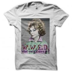 tee shirt endora sorcière...