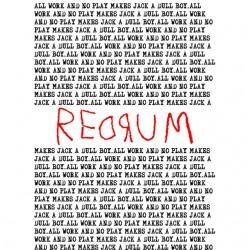 tee shirt Shining - Redrum...