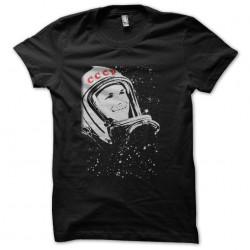 shirt CCCP astronaut black...