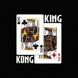Kings Kings King Kong black sublimation t-shirt