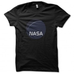 nasa shirt special black...