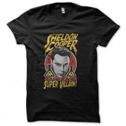 tee shirt sheldon cooper...
