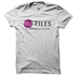 tee shirt Xfiles aux...