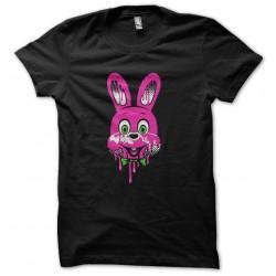 shirt horror black rabbit...