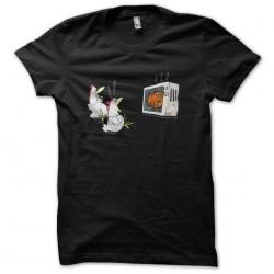 shirt anti chickens black...