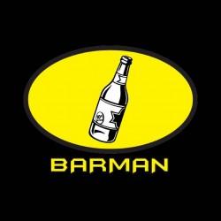 barman parody shirt batman black sublimation