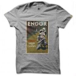 gray endor rally shirt...