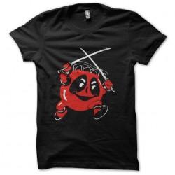 tee shirt Tomate ninja...