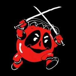 tee shirt Tomate ninja shirt  sublimation