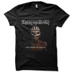 tee shirt iran maiden book...